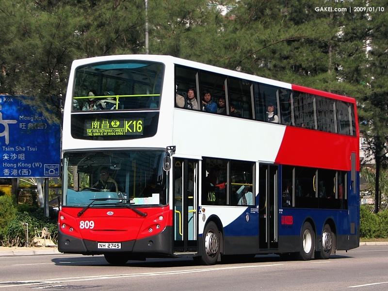 GAKEI com   MTR Alexander Dennis Enviro500
